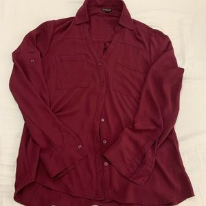 Express blouse/button up